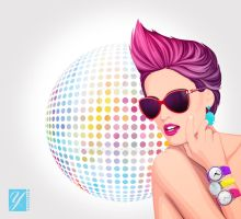 like candy color? by yasserian