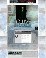 To Live in Color MySpace by JamesRuthless
