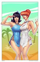 Betty and Wilma by Elias-Chatzoudis
