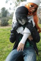 Ulquiorra x Orihime Cosplay - The Sc Cosplay by theSCcosplay