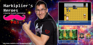 Video Game: Markiplier's Heroes (DOWNLOAD LINK) by Mark-Buttons