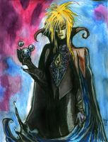 The Goblin King by ragzdandelion