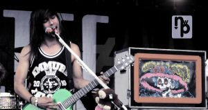 Vic Fuentes 2 by robot-silence