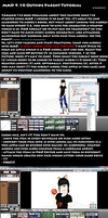 MMD 9.10 OP Tutorial by BloodyKylie