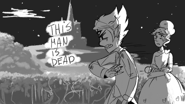 SVTFOE animatic[this man is dead/i know those eyes by Dogrom