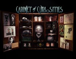 The Cabinet of Curiosities by Maurautius
