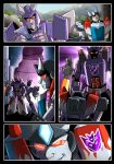 Shattered Collision page 38 color by shatteredglasscomic