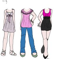 Girly Outfits by Tay-Tay14