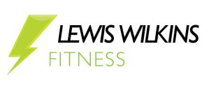 Lewis Wilkins fitness logo by andy15140