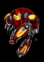 Iron Man by mproductions
