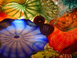 chihuly glass ceiling-3 by HoboMel