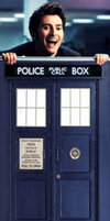 Doctor Who (10th) Bookmark by Tired-Padawan
