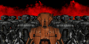 The End of All Organic Meatbags by OrdoMandalore