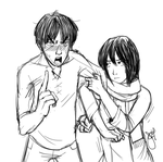 Mikasa the Chaperon by sharemypassion
