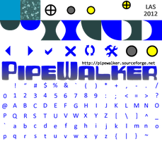 Pipewalker BLOB theme (for 0.9.3 or newer) by LauraSeabrook