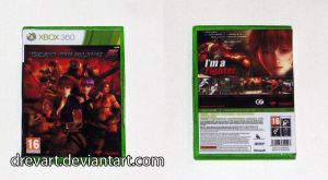 Dead or Alive 5 (Xbox 360) by Drevart