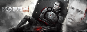 Mass Effect 3 signature by ghost4luck