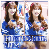 PHOTOPACK Minha (Nine Muses) #125 by YunaPhan