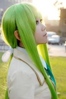 Code Geass-C.C.02 by Sakina666