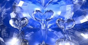The world of crystal hearts. by Sstroitel