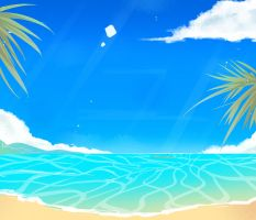Playas Tropicales Norbin by Pesimista