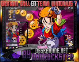 Pan Theme Windows 7 by Danrockster