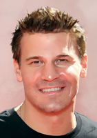 David Boreanaz by marinamaral
