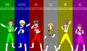 DigiFusion Lightspeed Rescue for Asrockrpg by rangeranime