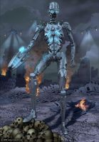 Terminator Salvation by Creos3d