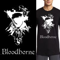Bloodborne Tee Shirt by ashenwings777