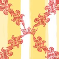 347 Crown 3 Seamless by Tigers-stock