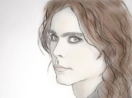 Ville Valo by noravalo