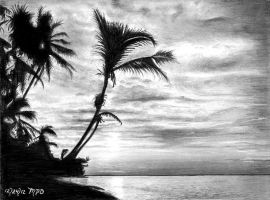 Sunset by marmicminipark