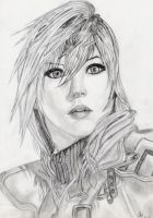 Lightning FF 13 by baskania