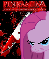 Pinkamena Poster by GameCommentaries