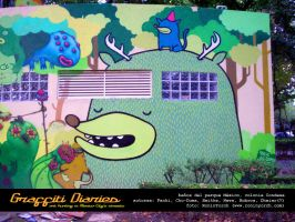 Graf Diaries: Condechi 3 by RoninYorch
