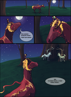 Gravity Page 1 - Prologue by Fallensspirit