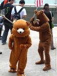 Pedobear has met his match by Snowfern