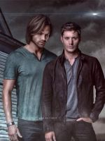 Supernatural by SPRSPRsDigitalArt