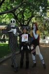 Jack and Sally Second Picture by sonicshadowlover13