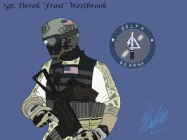 MW3 - Frost by BlueMK