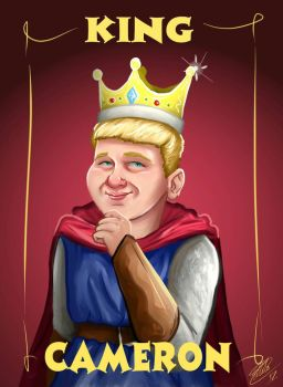 King Cameron by ClukinCok