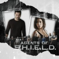 Pack png 474: Agents of Shields by BraveHearts-PNGS