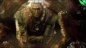 The Witcher by GamerX54