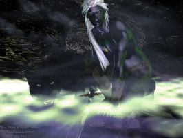 From Within the Darkened Mists by QueenFlamewing