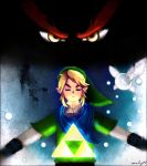 The legend of Zelda by saichy14