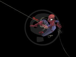 Spidey Wallpaper by JeremyTreece