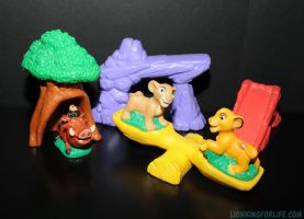 Lion King Toddler Playset by LionKingForLife
