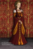 Tyrianne of House Lannister by DaenatheDefiant