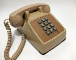 Push Button Phone by 80sUnleashed